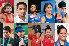 Olympics Sports: Grit, Guts And Glory But Where's The Money?