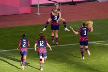 Tokyo Olympics: US Women Earn Bronze Medal In Football With 4-3 Win Over Australia