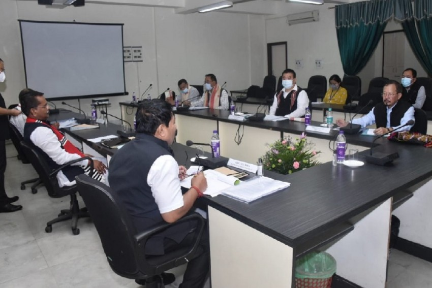 Assam, Mizoram Hold First Meeting After July 26 Flare-Up, Say Won't Deploy Forces