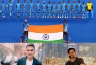 Shah Rukh Khan, Akshay Kumar And Other Film Stars Congratulate Men's Hockey Team for Olympic Bronze