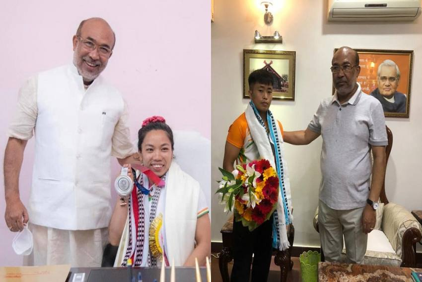 Manipur CM:  The Killer Instinct Of Manipuri Athletes Makes Them Win