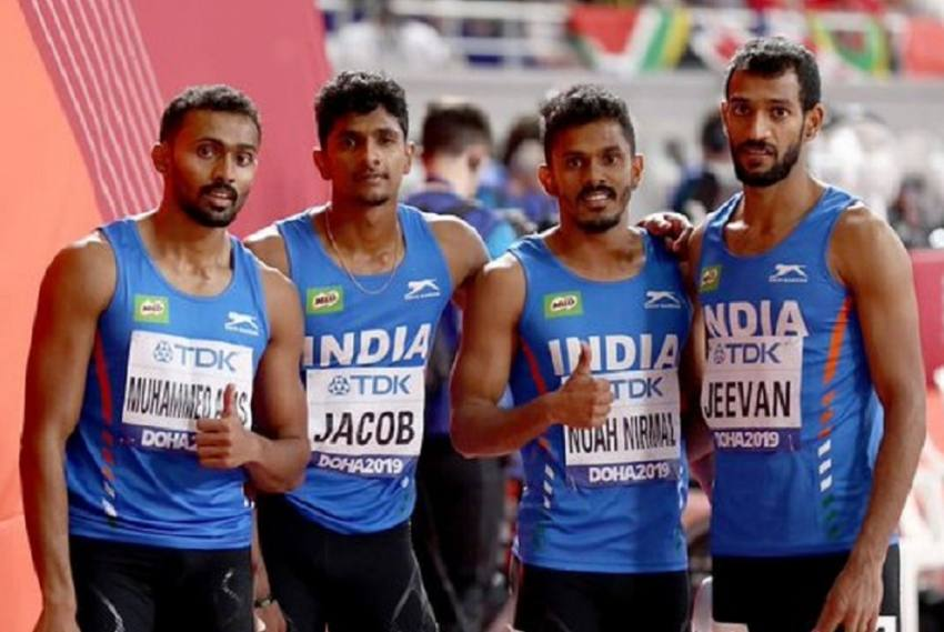 Tokyo Olympics: India's 4x400m Relay Team Breaks Asian Record But Fails To Make Final, Race Walkers Disappoint