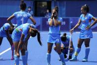 India Women Suffer Heartbreaking Defeat In Tokyo 2020, Lose Out On Maiden Olympic Hockey Medal