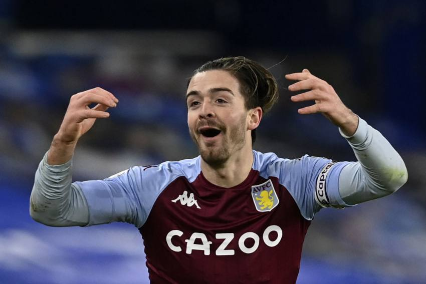 Manchester City Pay Record Fee To Sign Jack Grealish From Aston Villa