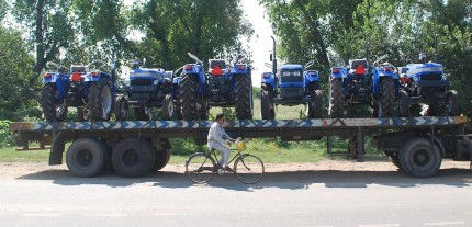 Tractor Sales In India Register 3.3% Growth In July