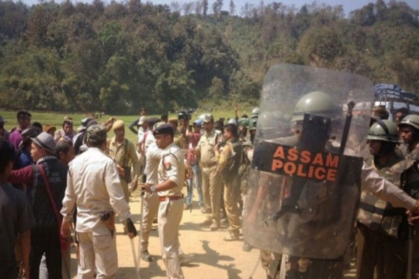 Northeast Border Disputes: When Brothers Fight, Dirty Politics Wins