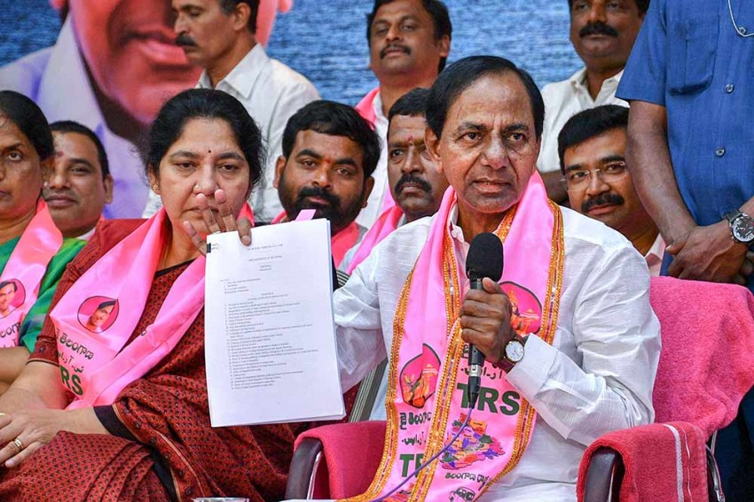 Why KCR Has Turned Into A Dalit Bandhu