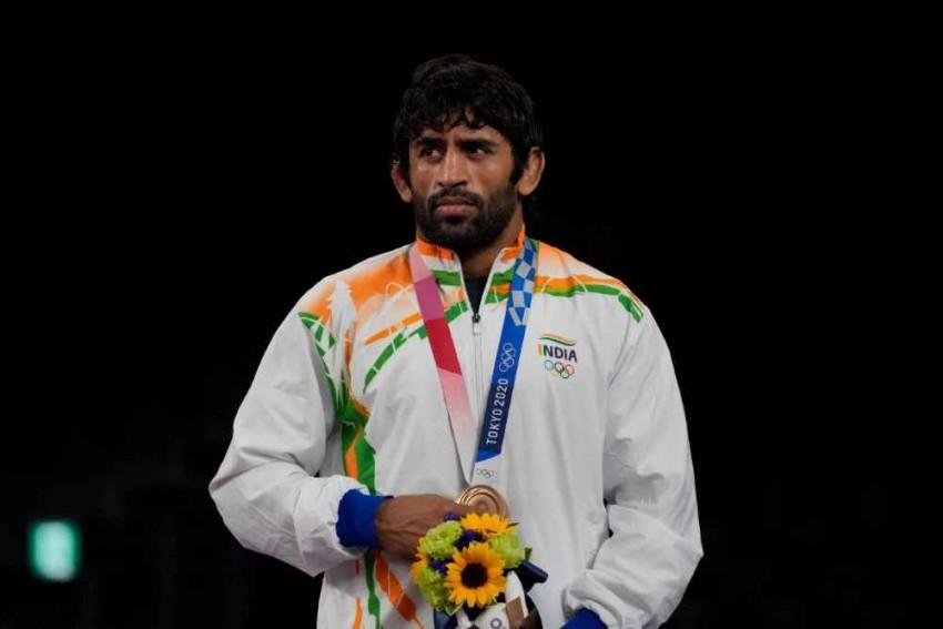 Indians At Tokyo Olympics: Neeraj Chopra Wins Historic Athletics Gold After Bajrang Punia's Wrestling Bronze - Highlights