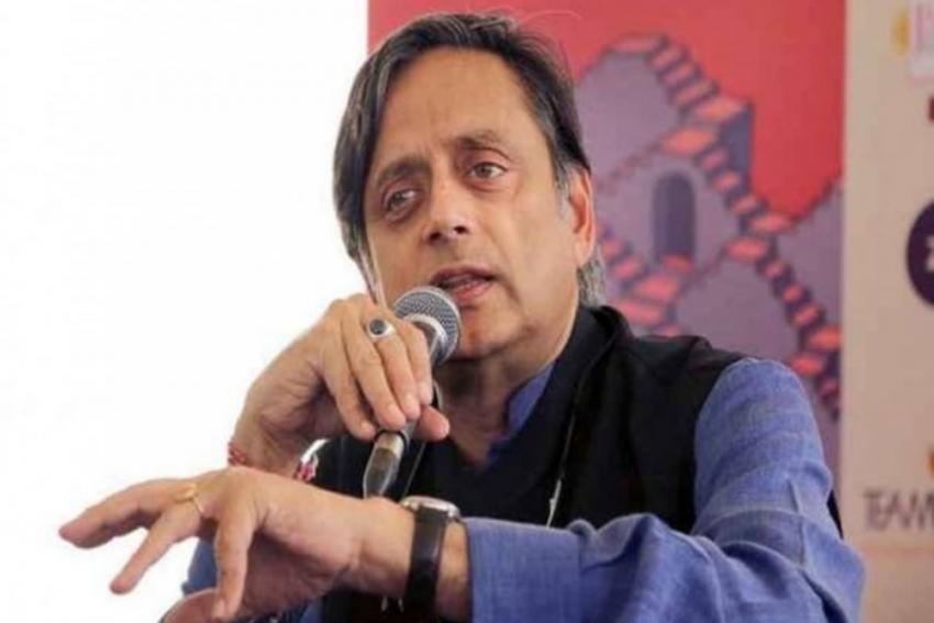 Government Has Made Mockery Of Democracy: Shashi Tharoor
