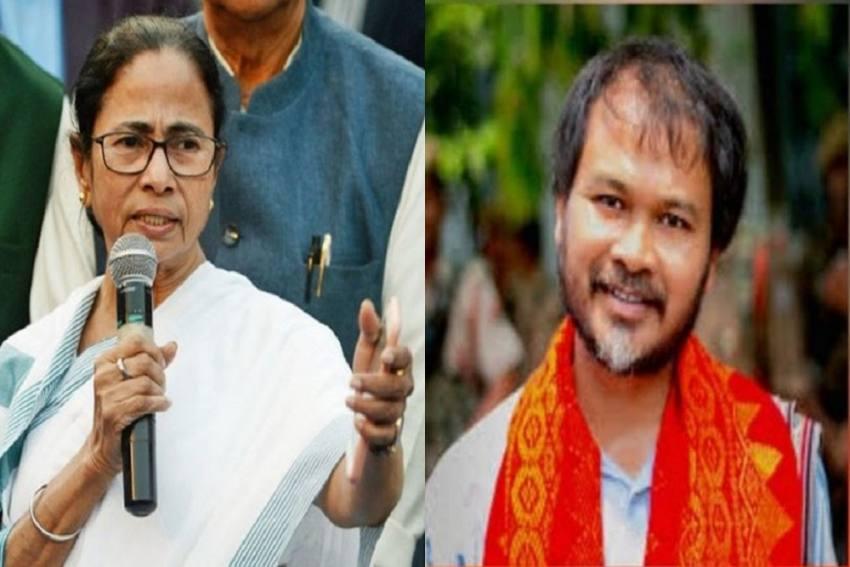 Akhil Gogoi Says Mamata Banerjee Invited Him To Join TMC
