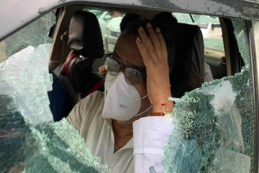 Tripura: Trinamool Leader's Vehicle Attacked; Youth Leaders Granted Bail