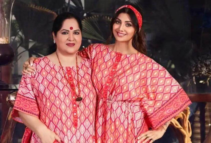 Shilpa Shetty And Mother Sunanda Shetty Booked For Fraud