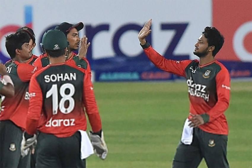 BAN Vs AUS, 5th T20I: Shakib Al Hasan Rocks Australia As Bangladesh Complete 4-1 Series Win