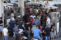Fights Over Fuel Shortage In Lebanon Kill 3