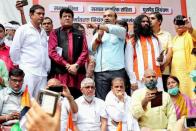 Communal Slogans At Jantar Mantar: Raids To Arrest Hindu Raksha Dal Leaders