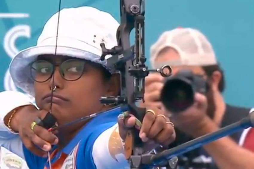 Pressure Of Five Olympic Rings Becoming A Bit Too Much, Confesses Indian Archer Deepika Kumari