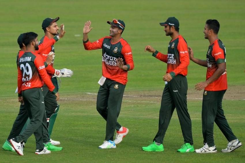 BAN Vs NZ, 1st T20I: Shakib Al Hasan All-round Show Guides Bangladesh To Easy Win - Highlights
