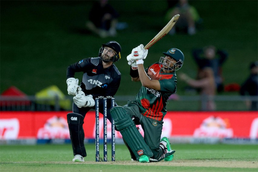 Bangladesh Vs New Zealand, Live Streaming: When And Where To Watch 1st T20I Cricket Match