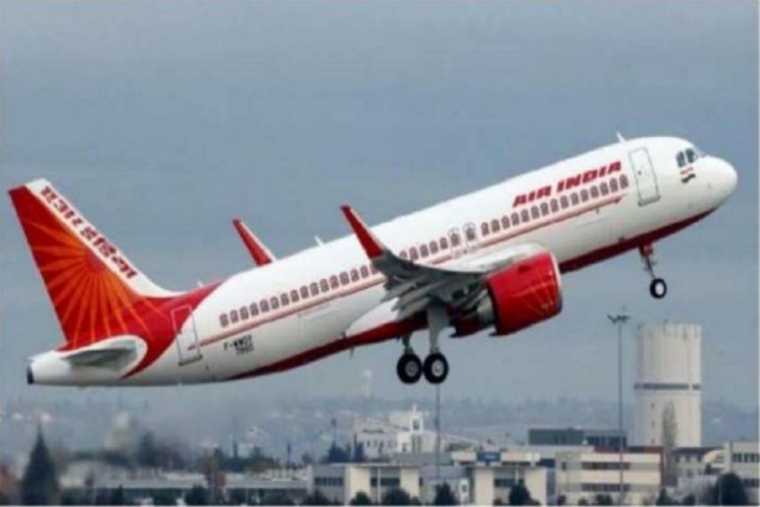 Air India's Indore-Dubai Flight Starts Again After 17 Months