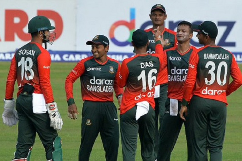 BAN Vs NZ: Bangladesh Get 1st T20 Win Over New Zealand, Take 1-0 Lead In Series
