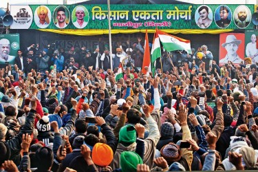 Angry Farmers Sow The Whirlwind In Stormy Uttar Pradesh