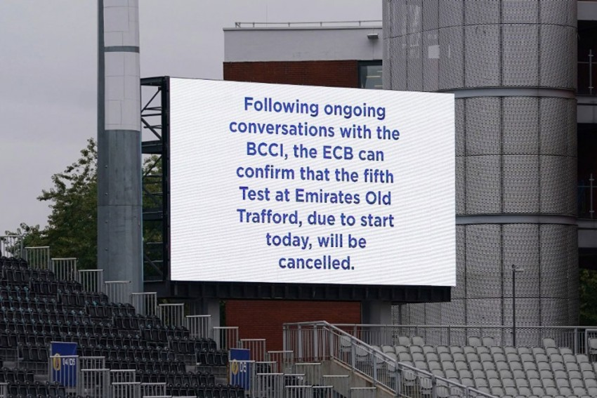 England Vs India, 5th Test: Due To COVID-19 Scare Manchester Match Called Off