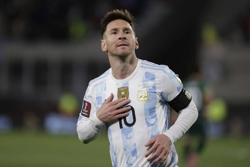Lionel Messi Breaks Pele Record, Becomes South America's Top Scorer