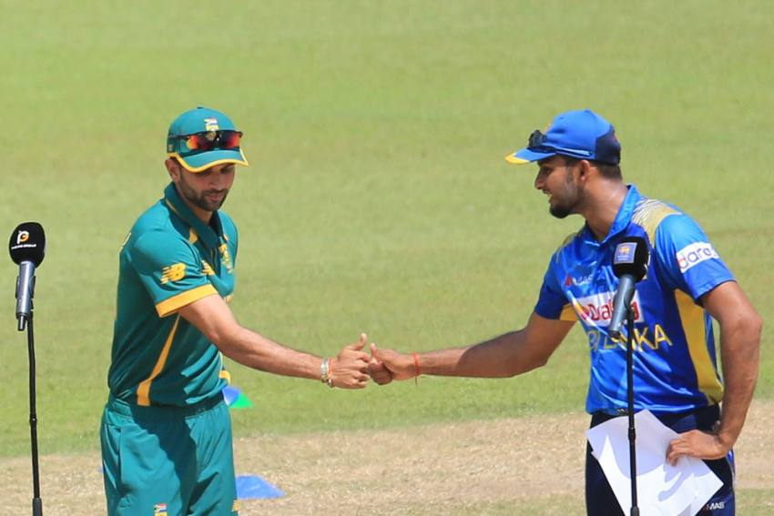 Live Streaming Of Sri Lanka Vs South Africa, 1st T20: Where To See Live Action
