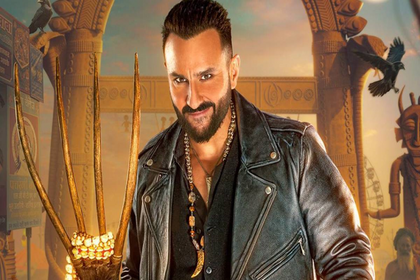 The Philosophy Behind Doing A Film Like 'Bhoot Police' Is To Make People Laugh: Saif Ali Khan