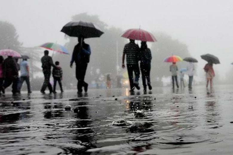 Heavy Rains Causes Closure Of 18 Roads, IMD Predicts More Showers In Next 4 Days