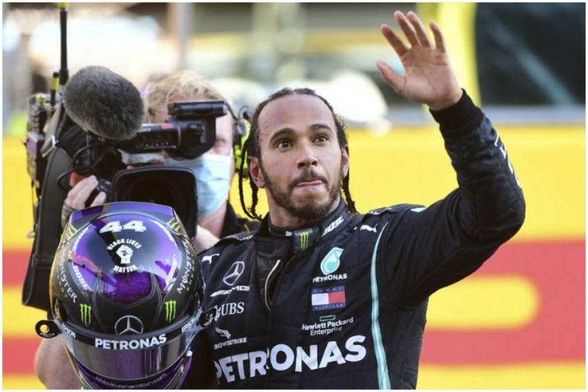 Italian Grand Prix: Lewis Hamilton Fastest Ahead Of Max Verstappen, Valtteri Bottas In First Practice