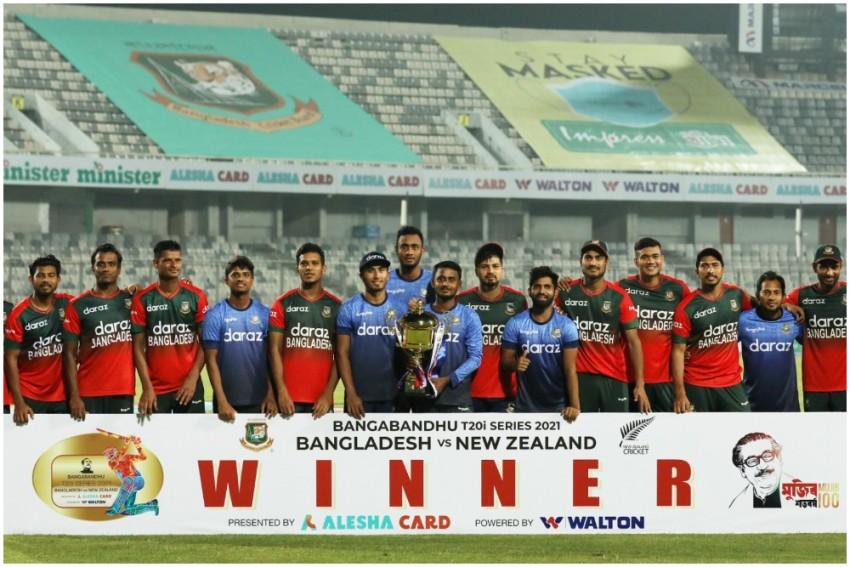 BAN Vs NZ, 5th T20: Kiwis Win By 27 Runs, Bangladesh Take Series 3-2 - Highlights