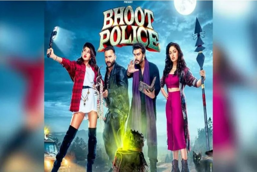 From 'Scooby-Doo-Level Script' To 'Perfect Blend Of Horror Comedy'; 'Bhoot Police' Receives Mixed Reviews