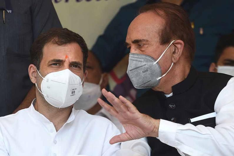 Nehru Responsible For J&K Mess: BJP Hits Back At Rahul Gandhi