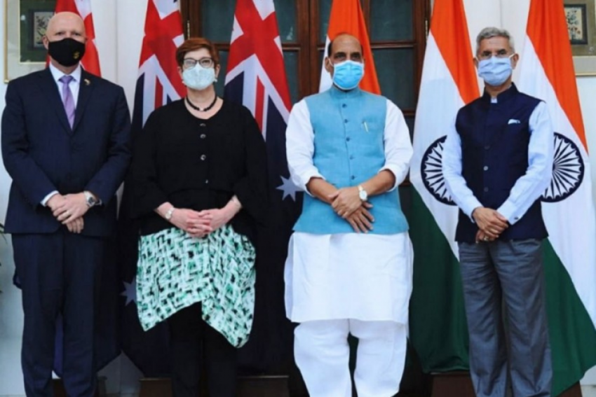 India, Australia Turn Down Criticism On QUAD, Say It Reflects 'Globalisation'