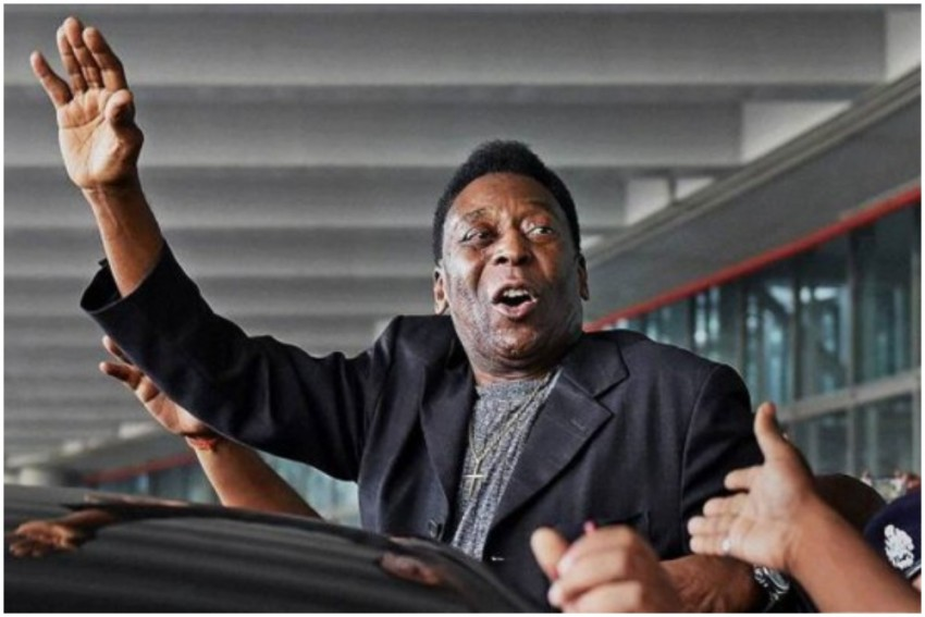 'My friends, with each passing day I feel a little better' – Pele Writes From Hospital Bed