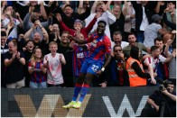 Premier League: Odsonne Edouard Inspires Crystal Palace Stun Tottenham Hotspur
