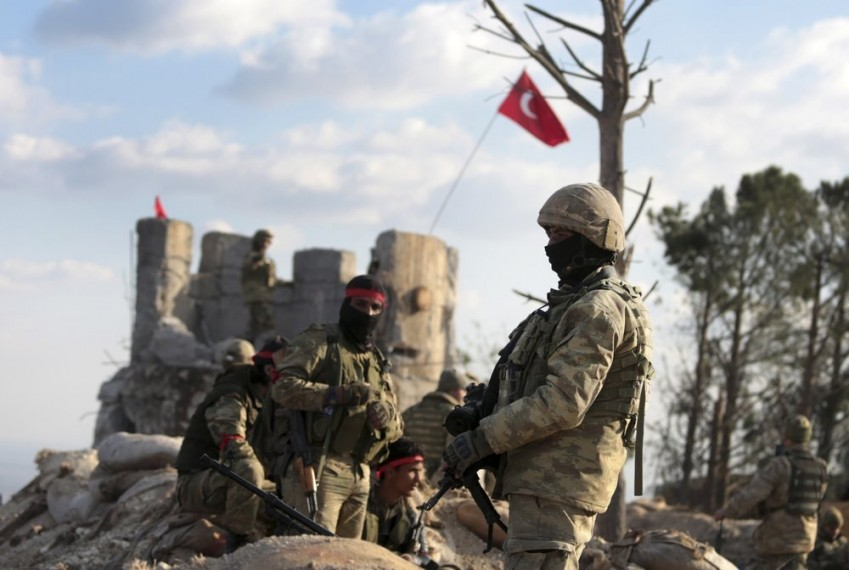 2 Turkish Soldiers Die In Cross-Border Ops, Taking Toll To 4