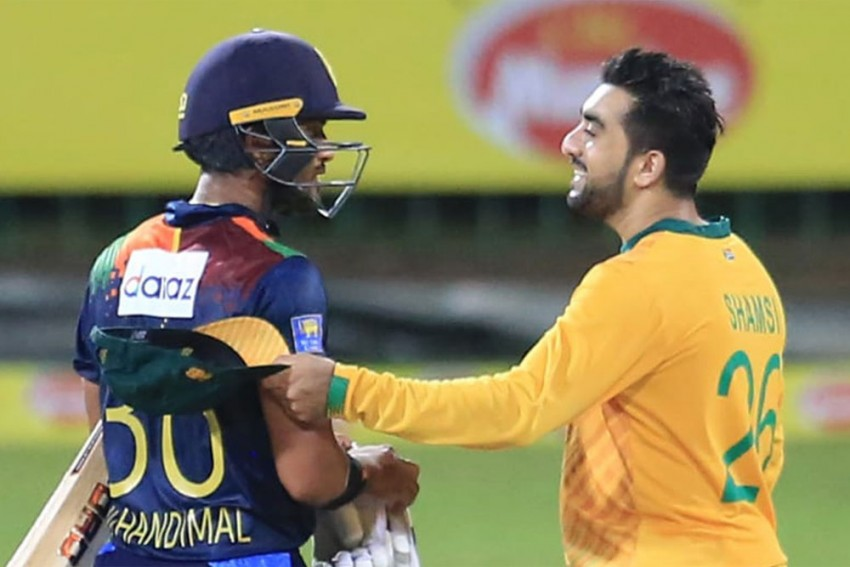 Live Streaming Of Sri Lanka Vs South Africa, 2nd T20: Where To See Live Action