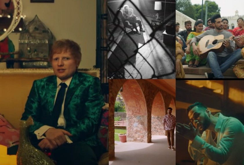 This Week's Top 5 Songs: 'Shivers' By Ed Sheeran To Arjun Kanungo's 'Dil Kisi Se'