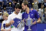 US Open 2021: Daniil Medvedev Ends Novak Djokovic's Calendar Year Slam Dream