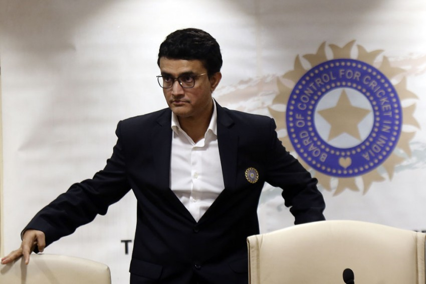 Players Were 'Dead Scared', Won't Comment On Ravi Shastri: Sourav Ganguly On Manchester Pull Out