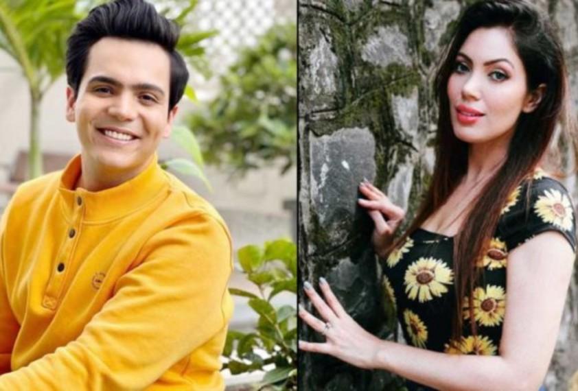 Raj Anadkat And Munmun Dutta Quash Reports Of Their Love Affair