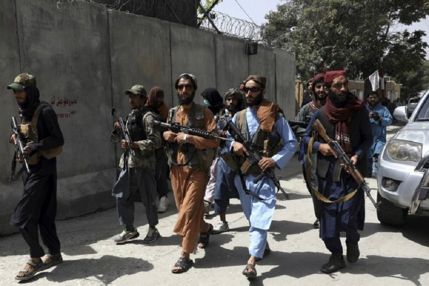 Taliban Using Biometric System To Identify Army, Police Personnel Who Fought Against Them