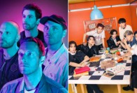 Coldplay, BTS Collaborating For A New Song