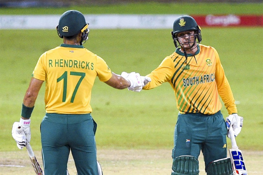 SL Vs SA, 3rd T20: South Africa Complete Clean Sweep With Resounding Win - Highlights