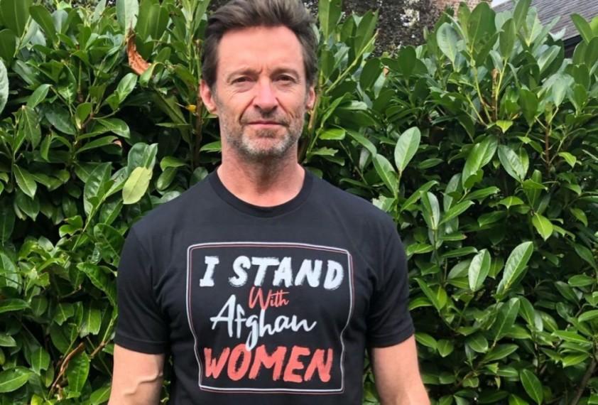 Hugh Jackman Aka Wolverine Stands With Afghan Women
