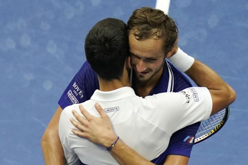 Vladimir Putin Hails Daniil Medvedev's 'Brilliant Victory' Over Novak Djokovic In US Open Final