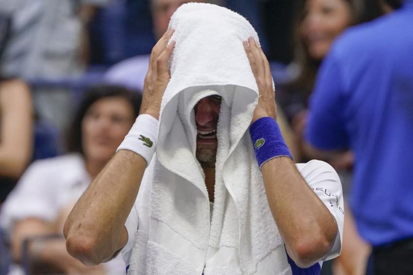 Novak Djokovic 'Still Hanging On,' Seeking Major Titles After The US Open Final Humbling