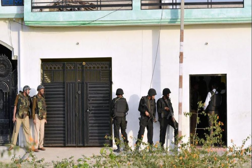 Pak-Trained Terror Module Planning Serial Blasts During Festivals Busted, Six Arrested In UP